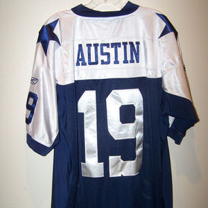 REEBOK NFL DALLAS COWBOYS THROWBACK JERSEY S3274